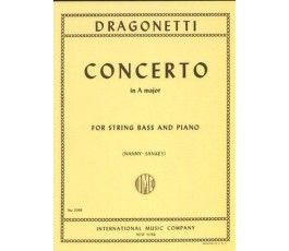 DRAGONETTI CONCERTO IN A...