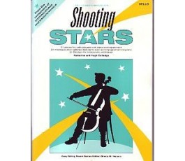 COLLEDGE SHOOTING STARS CELLO