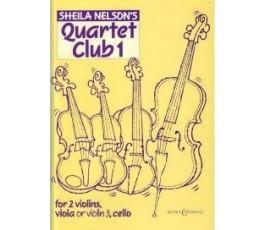 NELSON S. QUARTET CLUB 1