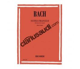BACH J.S. SUITES FRANCESI
