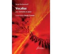 RACHMANINOFF, VOCALISE OP...