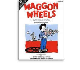 COLLEDGE WAGGON WHEELS...