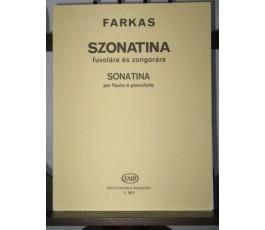 FARKAS F. SONATINA FLUTE...