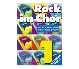 ROCK IM CHOR VOL 1 SATB