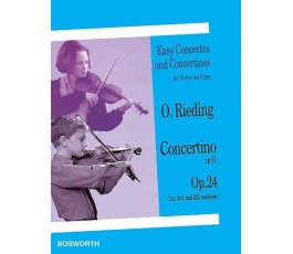 RIEDING CONCERTINO IN G...