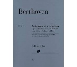 BEETHOVEN VARIATIONS ON...
