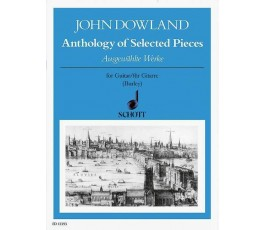 DOWLAND ANTHOLOGY OF...