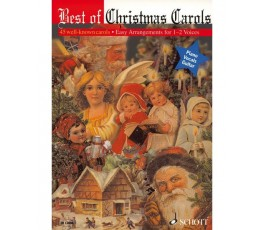 BEST OF CHRISTMAS CAROLS,...
