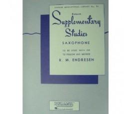 ENDRESEN R.M. SUPLEMENTARY...