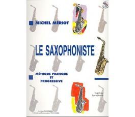 MERIOT M. LE SAXOPHONISTE +cd