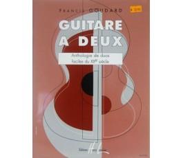GOUDARD F. GUITARE A DEUX