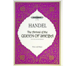 HANDEL G. ARRIVAL OF THE...