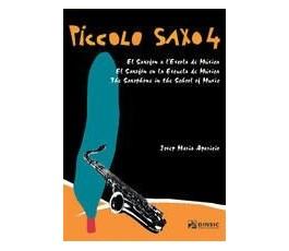 APARICIO J.M. PICCOLO SAXO 4