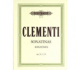 CLEMENTI SONATINAS OP36