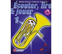 ECOUTER, LIRE & JOUER 1...