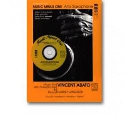 ABATO V. MUSIC FOR ALTO SAX CD