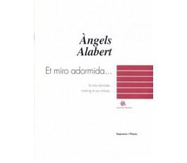 ALABERT A. ET MIRO ADORMIDA..