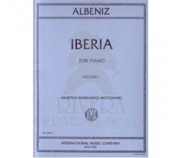ALBENIZ IBERIA PARA PIANO...