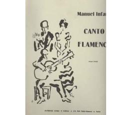 INFANTE M. CANTO FLAMENCO...