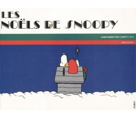 EDISON J. LES NOËLS DE SNOOPY