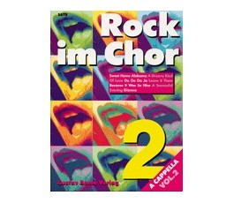 ROCK IM CHOR VOL 2 SATB