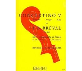 BRÉVAL J.B. CONCERTINO V D...