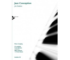SNIDERO J. JAZZ CONCEPTION...