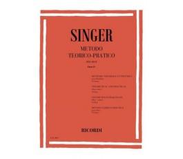 SINGER METODO TEORICO...