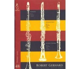GERHARD R. SONATA,...