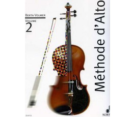 VOLMER METHODE D'ALTO VOLUME 2