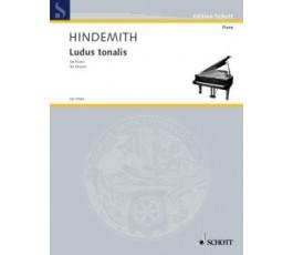 HINDEMITH P. LUDUS TONALIS...