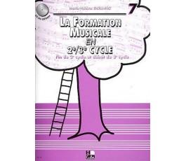 SICILIANO M.E. LA FORMATION...