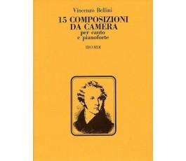 BELLINI V. 15 COMPOSIZIONI...