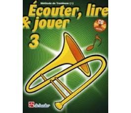 ECOUTER, LIRE & JOUER 3...