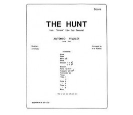 VIVALDI A. THE HUNT