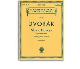 DVORAK SLAVIC DANCES OP 72...