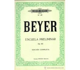 BEYER ESCUELA PRELIMINAR OP...