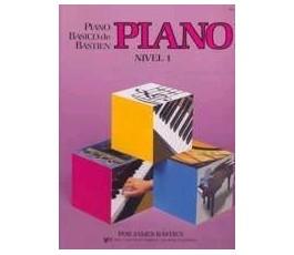 BASTIEN J. PIANO NIVEL 1