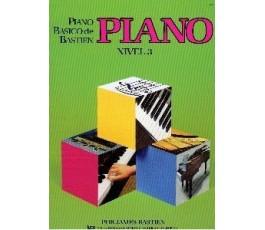 BASTIEN J. PIANO NIVEL 3