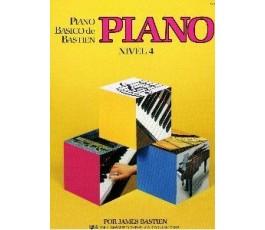 BASTIEN J. PIANO NIVEL 4