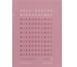BARTOK B. MIKROKOSMOS V.4...