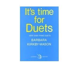 KIRKBY MASON B. IT'S TIME...
