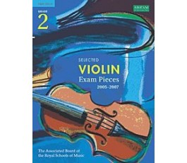 ABRSM VIOLIN EXAM PIECES...