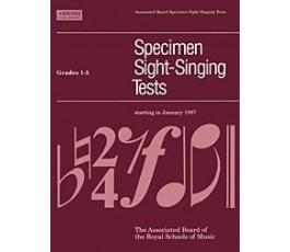 SPECIMEN SIGHT SINGING...