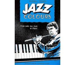 STOKES R. JAZZ COLOURS...