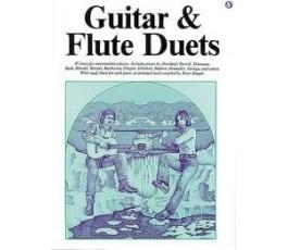 DRAPER P. GUITAR AND FLUTE...
