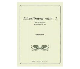 TORNS X. DIVERTIMENT NUM 1...