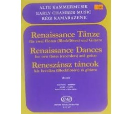 BENKO RENAISSANCE TANZE FOR...