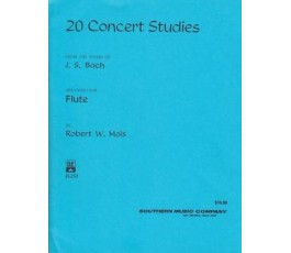 MOLS R. 20 CONCERT STUDIES...
