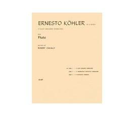 KOHLER E. 15 EASY MELODIC...